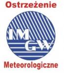 Ostrzeżenie meteorologiczne nr 132